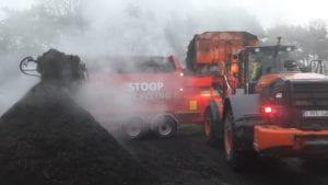 zeef + bulldozer