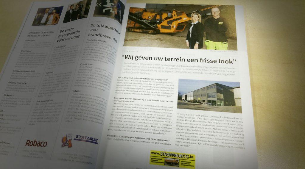 Interview met Vlaanderen Manager magazine